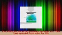 Download  Pop Duets for All Bflat Trumpet Baritone TC Pop Instrumental Ensembles for All Ebook Free