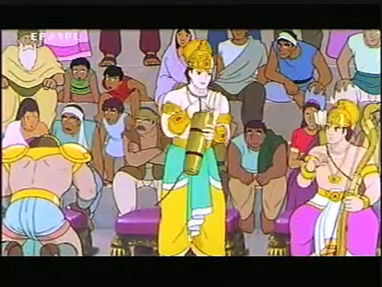 FULL Ramayana ANIMATED MOVIE The Legend of Prince Rama (1992) Cartoon  (Ramayan Prince of L