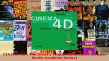 Download  CINEMA 4D  The Artists Project Sourcebook Digital Media Academy Series Ebook Online