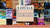 Read  5 Steps to a 5 AP Microeconomics and Macroeconomics 5 Steps to a 5 AP Microeconomics  EBooks Online