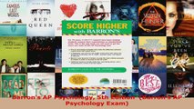 Download  Barrons AP Psychology 5th Edition  Barrons AP Psychology Exam PDF Free