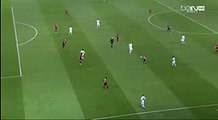 Nice vs PSG 0-3 ~ Goal Edison Cavani 4.12.2015
