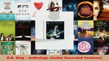 Download  BB King  Anthology Guitar Recorded Versions EBooks Online