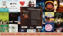 Read  Shredding the Composers Heavy Metal Guitar Meets 8 of the Worlds Greatest Classical PDF Online