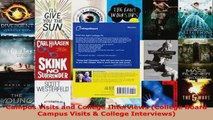 Read  Campus Visits and College Interviews College Board Campus Visits  College Interviews Ebook Free