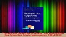 Read  Therapie der Adipositas im Kindes und Jugendalter Das AdipositasSchulungsprogramm Full Online