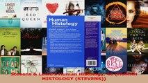 PDF Download  Stevens  Lowes Human Histology 4e HUMAN HISTOLOGY STEVENS Read Full Ebook