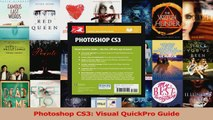 Read  Photoshop CS3 Visual QuickPro Guide Ebook Free
