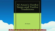 AlAnons Twelve Steps and Twelve Traditions