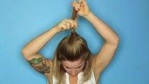 EASY Holiday - Party Hair | FauxHawk | No Braid | Primp Powder Pout