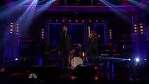 Exclusif : Mylène Farmer et Sting chantent Stolen car au Tonight Show de Jimmy Fallon !