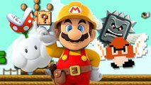 Hooper Live FAQ + Super Mario Maker part 15