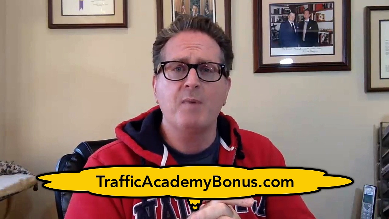 Largest High Traffic Academy 3.0 Bonus 2016