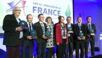 COP 21 : 5 décembre, la journée de Ségolène Royal en images