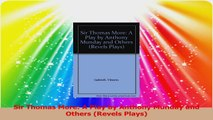Sir Thomas More A Play by Anthony Munday and Others Revels Plays PDF