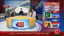 Baldiyati Election 2015 on 92 News - 5th December 2015 - Part 1