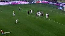 Miralem Pjanic Goal Torino0 - 1AS Roma 05/12/2015