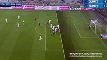 0 1 Miralem Pjanić Free Kick Goal Torino AS Roma Serie A 05.12.2015 HD