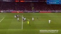 Cheikh N'Doye 0-1   Olympique Lyon - Angers SCO 05.12.2015 HD Ligue 1