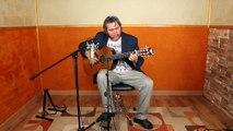 guitarra clasica calidad estudio de grabacion interpreta guitarrista ecuatoriano