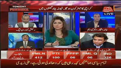 Tonight With Fareeha – 5th December 2015