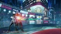 The King of Fighters XIV - PlayStation Experience 2015 Gameplay [HD]
