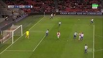 Viktor Fischer Goal - Ajax  Heerenveen 1 - 0 2015