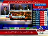 Local Bodies Election 2015 on Roze News - 11pm to 12am - 5th December 2015