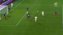 2ème but de Benzia contre Caen
