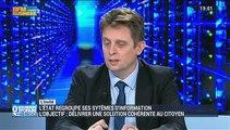 L'État regroupe ses systèmes d'information pour délivrer une solution cohérente aux citoyens - 05/12