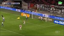 Viktor Fischer Goal - Ajax 4-1 Heerenveen - 05-12-2015 Eredivisie