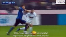 Inter 1 - 0 Genoa All Goals and Highlights Serie A 5-12-2015