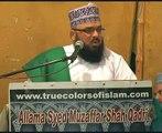 Tariq Jameel Ki Harzat Hussain (A.S) ki Shaan me Gustaki