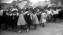 Welcoming Americans, Kaesong, Korea, 09/11/1945 - 09/12/1945
