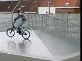bmx rider jeremy figure rampe