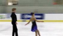 D'ALESSANDRO/WADDELL Pre Nov Pattern Dance 1