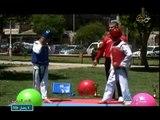 الجسم السليم ح 87 استخدام اللكمة لمواجهة الركلة taekwondo