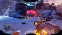Halo 5 Guardians Walkthrough Gameplay Part 1 Cortana Campaign Mission 1 (Xbox One)