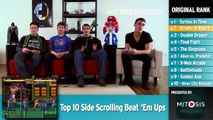 Top 10 Side-Scrolling Beat Em Ups - DECONSTRUCTED Ep. 1