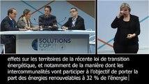 DÉVELOPPER LES ÉNERGIES RENOUVELABLES : L'INDISPENSABLE IMPLICATION DES ACTEURS LOCAUX (fr)