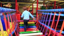 Djoomba land parc de jeux fouesnant parc de jeux proche de quimper concarneau. anniversaire enfant, loisirs finistere