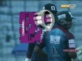 Chris Gayle SIX - OUT vs Sylhet Super Stars BPL 2015