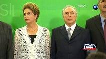 Brésil : crise politique : la Présidente fait l'objet d'une procédure de destitution