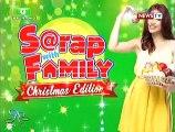 Sarap With Family Christmas Edition Pan De Sal Custard Pudding