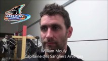HH 2015-12-05 Hockey D2 - Interview William Mouly Capitaine des Sangliers Arvernes Clermont-Ferrand - Clermont _VS_Roanne