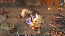 warcraft  (   L' aventure de benêt : les petits nains grincheux   )  554