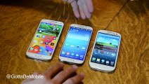 Samsung Galaxy S6 vs. Galaxy S5 vs. Galaxy S4 vs. Galaxy S3 vs. Galaxy S2 - Which Is Faste