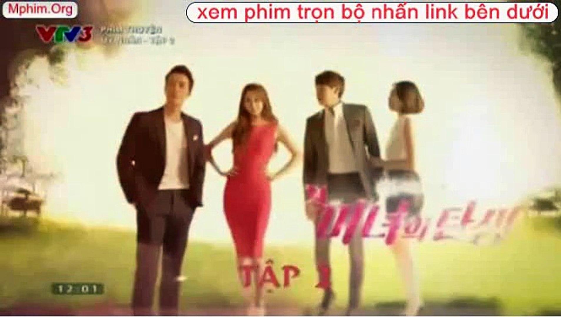 Phim Mỹ nhân | VTV3 | Tập 18 - Phim Hàn Quốc