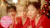 Girls' Generation - Dear Santa TTS 소녀시대-태티서 Dear Santa New Official Music Video Song Music Video 2015