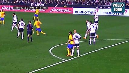 Suarez vs Abdennour
